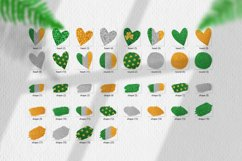 St.Patrick's Day pack. Part2 Sublimation backgrounds Product Image 2