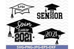 Senior 2021 SVG, Senior SVG Bundle, Class of 2021 SVG, Class Product Image 3