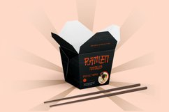 Hakio - Japanese Brush Font Product Image 2