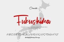 Fukushima Modern Calligraphy Product Image 5