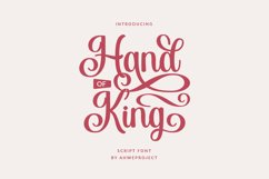 Hand of King Product Image 1