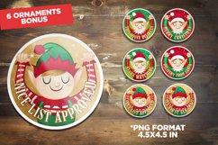Elf Adoption Printable Certificate | Toy Kit Bundle Product Image 5