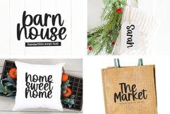 Farmhouse Font Bundle - Handwritten Fonts | Part 2 Product Image 6