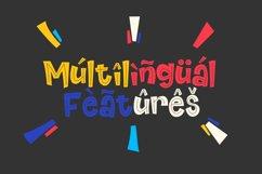 Riangriung - Fun Layered Font // Web Font Product Image 5