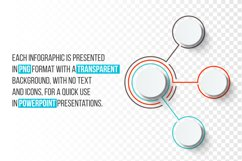 Clean infographic templates Product Image 3