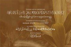Web Font Rojalli - A Handwritten Script Font Product Image 4