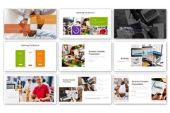 Lightening of Business Presentation Template Product Image 3