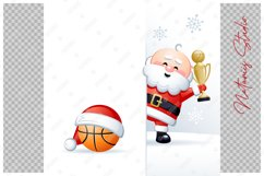 Merry Christmas and Happy New Year. Basketball. Product Image 3