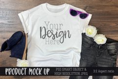Youth girls outfit II Craft Mockup | PSD & JPEG Product Image 1