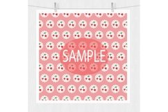 Cherry Digital Paper - Cottage Chic Product Image 4