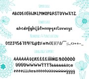 Archie typeface with Clipart Product Image 5