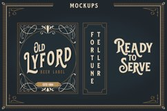Blackford - Vintage Classic Font Product Image 4