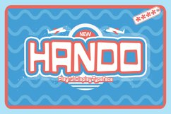 Hando Product Image 1