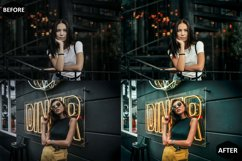 10 Night Life Photoshop Actions And ACR Presets, nighttime Product Image 5