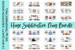 HUGE Sublimation Mug Bundle | 15oz Mug Full Wrap Sublimation Product Image 1