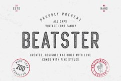 Beatster | With Extra Product Image 1