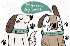 6 Cute cartoon dogs Product Image 4