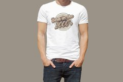 Retro born in the 2000s sublimation png, 2000s T-shirt desig Product Image 2