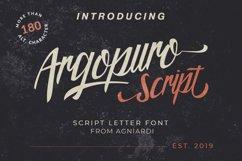 Argopuro Script Product Image 2