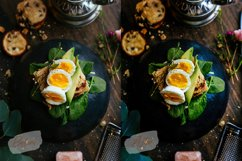 8 Photoshop Actions, ACR and LUT Presets Food blog Product Image 4