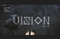 Metropolia - Futuristic font Product Image 2