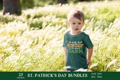 St Patrick's Day svg bundle eps png dxf Product Image 6