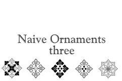 Naive Ornaments Three Product Image 2