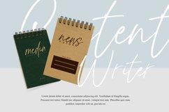 Heallington-Handwritten Brush Font Product Image 5