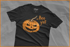 Halloween SVG, Pumpkin SVG, Jack O'Lantern clip art Product Image 3