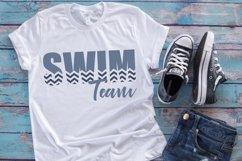 Swim - Swimming - Swim Team SVG Product Image 2