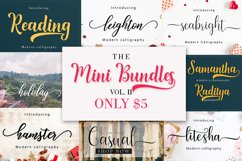 THE MINI BUNDLES VOL. II ONLY $5 Product Image 1
