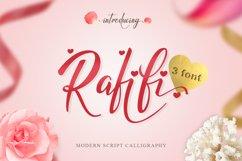 Rafifi Script Product Image 1