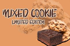 Chocolate Cookie Product Image 5