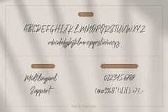 Getting Shine - Stylish Script Product Image 6