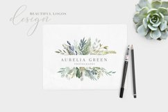 Foliage - Watercolor Leaves & Greenery Product Image 4