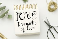 Confidence - Beauty Calligraphy Font Product Image 4