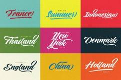 Sihaloho Font Duo Product Image 2