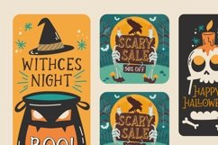 Ghostober | Halloween Layered Font Product Image 6
