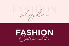Magenta - 3 Luxury Signature Font Product Image 12