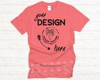 Gildan 64000 Mockup Bundle - Gildan Softstyle T-shirts Product Image 2