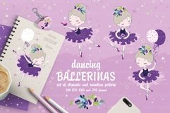 Collection of dancing ballerinas Product Image 1