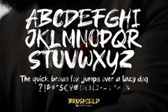 Brushield handwritten brush font Product Image 3