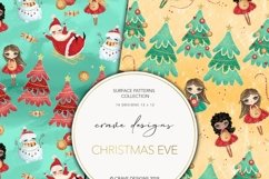 Christmas Eve Patterns Product Image 3