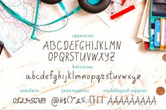 Marseille - Handlettering Font Duo Product Image 6