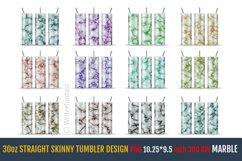 30oz STRAIGHT Skinny Tumbler Sublimation, Templates. Product Image 4