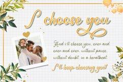 Raffadyn - Wedding Font Product Image 4