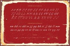 Baguette Natural Handbrushed Font Product Image 6