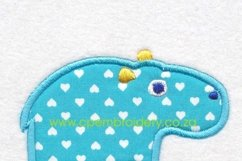 African Animal Applique Embroidery Design Pack Product Image 4