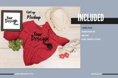 T-Shirt Mockup Volume 29 Product Image 2
