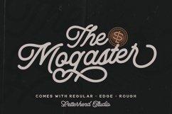 The Mogaster - Monoline Script Product Image 1